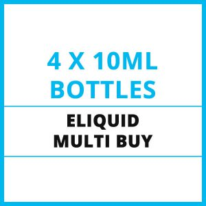 4 x E Liquid Multi Buy Offer