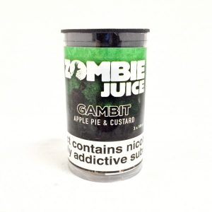 Gambit E-Liquid by Zombie Juice