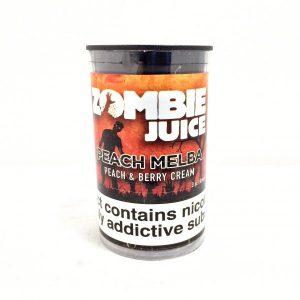 Peach Melba E-Liquid by Zombie Juice