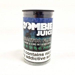 Reactor Fluid E-Liquid by Zombie Juice