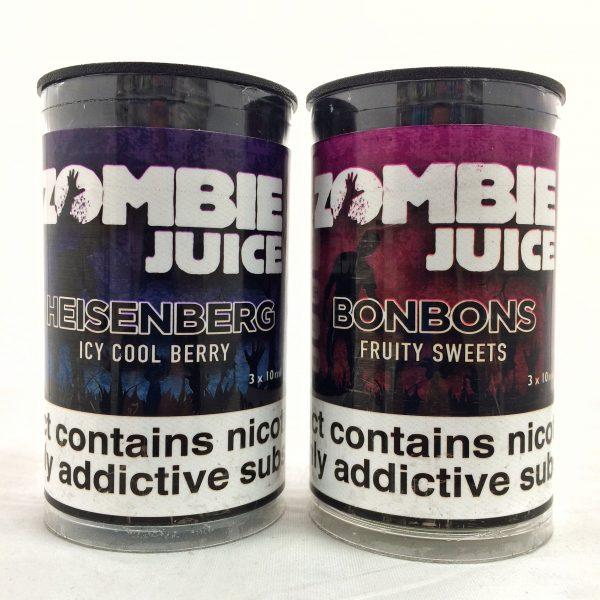 Zombie 2 x pot multibuy