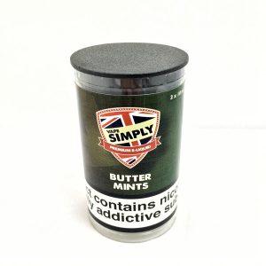Butter Mints E-Liquid by Simply Vapour