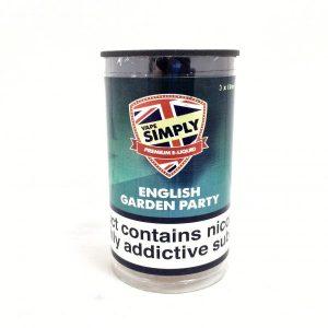 English Garden Party E-Liquid by Simply Vapour