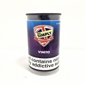Vimto E-Liquid by Simply Vapour