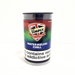 Watermelon Chill E-Liquid by Simply Vapour