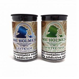 2 x Mr. Holmes E-Liquid Offer