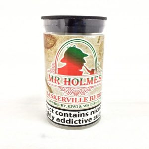Baskerville Berry E-Liquid by Mr. Holmes