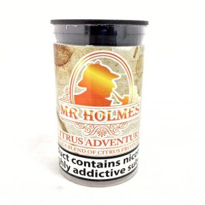 Citrus Adventures E-Liquid by Mr. Holmes