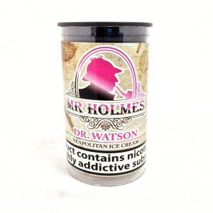 Dr. Watson E-Liquid by Mr. Holmes