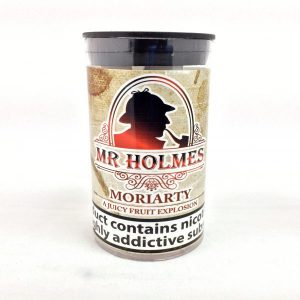 Moriarty E-Liquid by Mr. Holmes