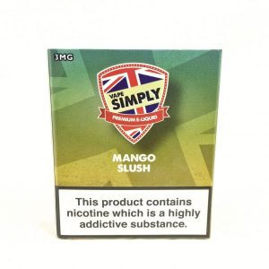 Mango Slush E-Liquid by simply Vapour