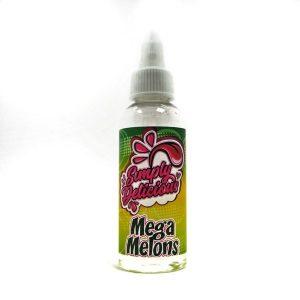 Mega Melon's E-Liquid By Simply Delicious.