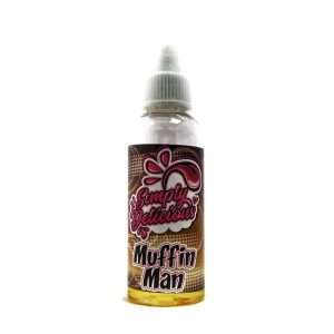 Muffin Man E-Liquid By Simply Delicious.