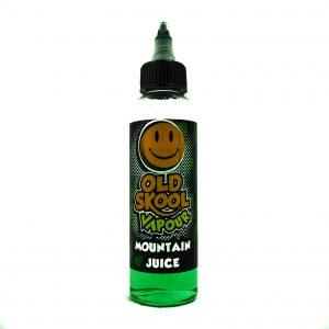 OLD SKOOL 80/20 – Moutain Juice!