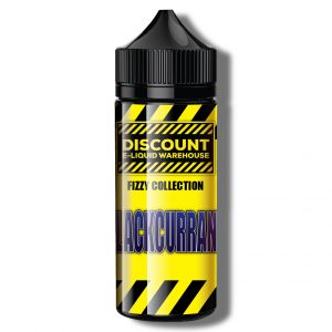 Discount E-Liquid Warehouse – Blackcurrant {Fizzy Collection}