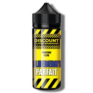 Discount E-Liquid Warehouse – Blueberry Parfait.