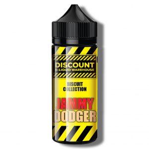 Discount E-Liquid Warehouse – Jammy Dodger {Biscuit Collection}