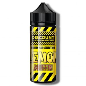 Discount E-Liquid Warehouse – Lemon Muffin {Muffin Man Collection}