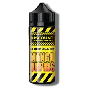 Discount E-Liquid Warehouse – Mango Surprise {Ice-Cream Collection}