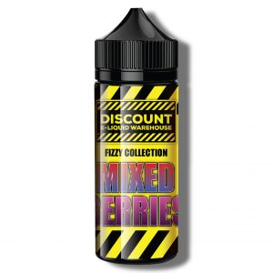 Discount E-Liquid Warehouse – Mixed Berries {Fizzy Collection}