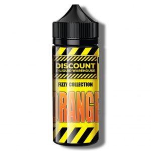 Discount E-Liquid Warehouse – Orange {Fizzy Collection}