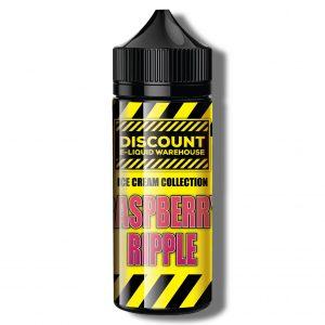 Discount E-Liquids Warehouse – Raspberry Ripple {Ice-Cream Collection}